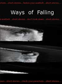 Ways of Falling: Anthology Book Cover.  Courtesy of EarlyWorks Press